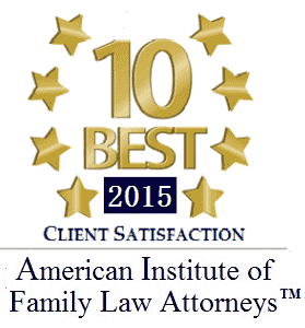 fasano awarded top 10 family law attorneys